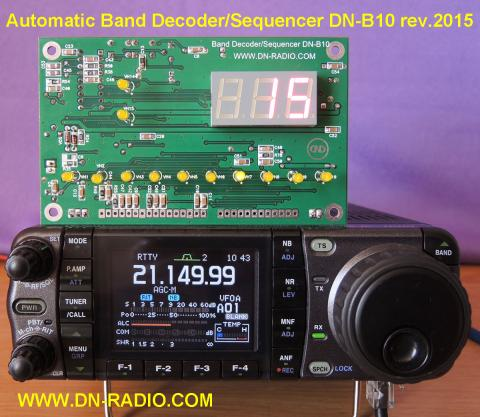 Automatic Band Decoder/Sequencer DN-B10 image 2