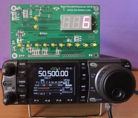 Automatic Band Decoder/Sequencer DN-B10 image 4