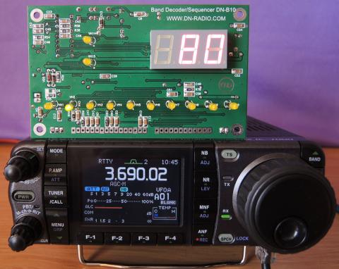 Automatic Band Decoder/Sequencer DN-B10 image 5