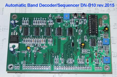 Automatic Band Decoder/Sequencer DN-B10 image 3