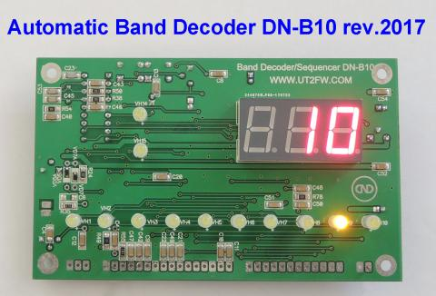 Automatic Band Decoder/Sequencer DN-B10 image 1